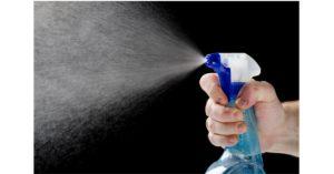 sprayer to increase humidity